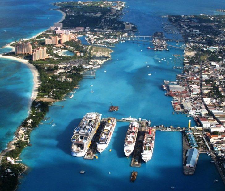 Map Of Miami Florida Cruise Ship Terminal