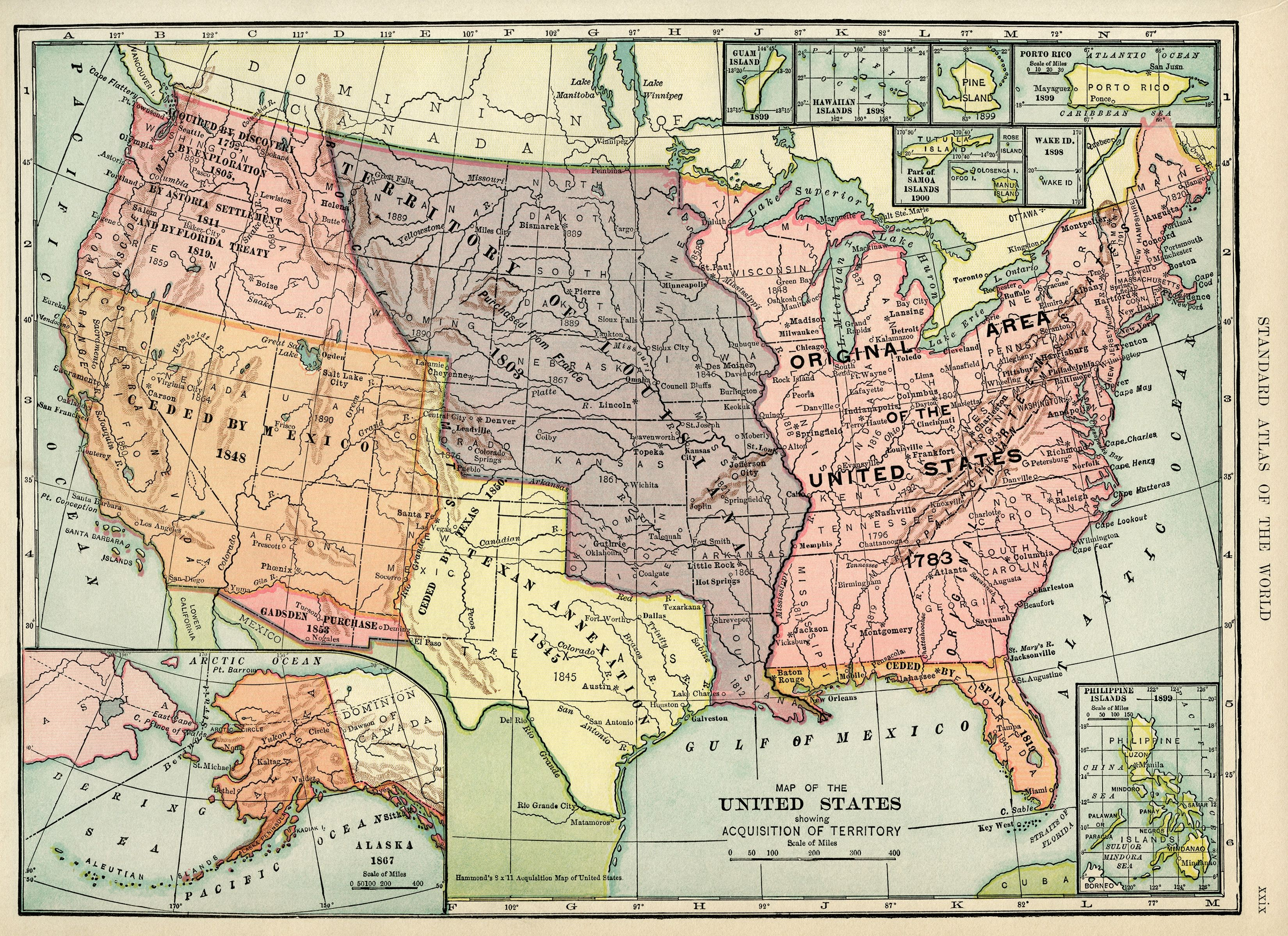 National Geographic Us Map Printable Best United States Map Vintage - National Geographic Printable Maps