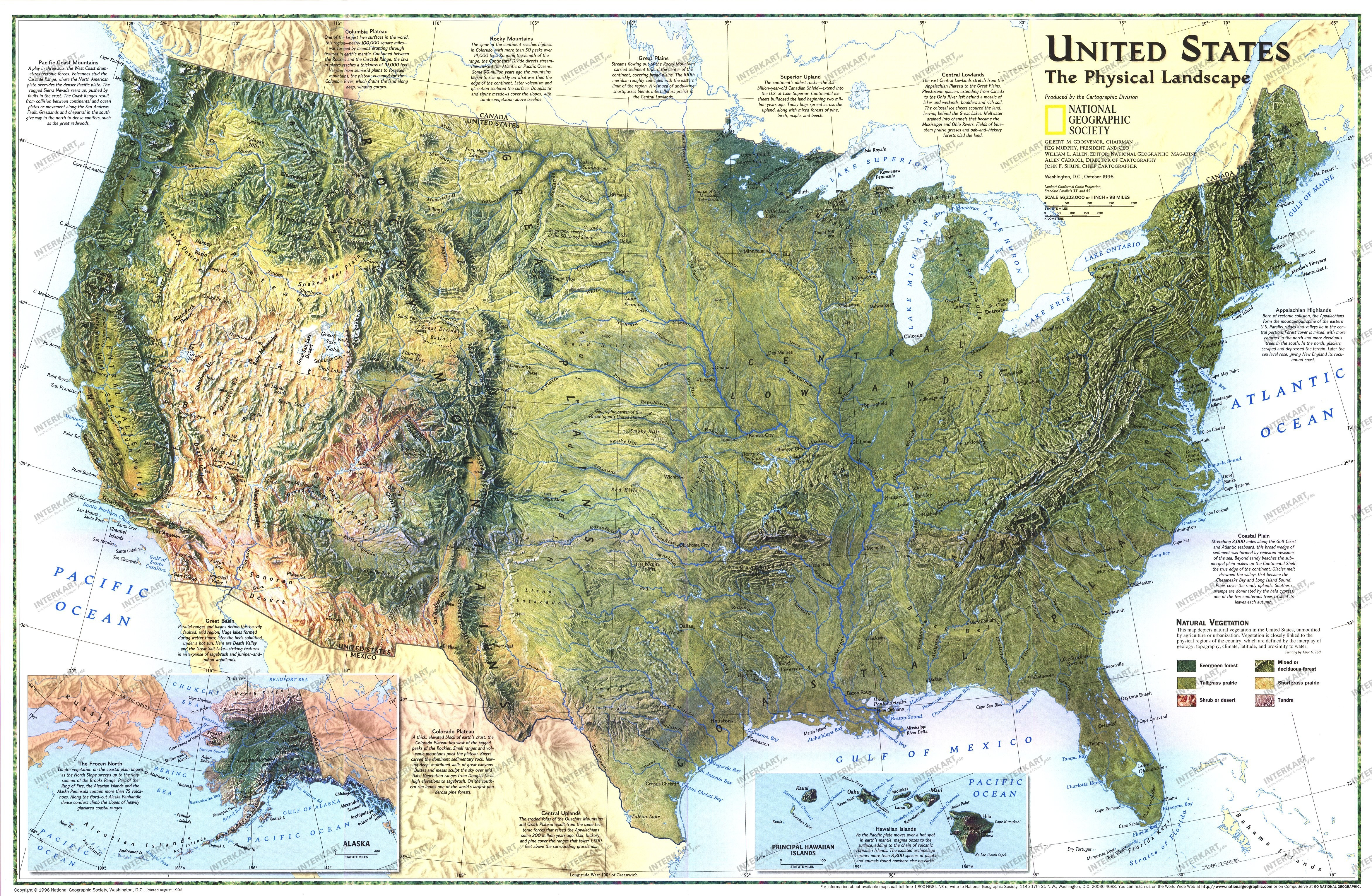 National Geographic Us Map Printable New Download Map Usa National - National Geographic Printable Maps