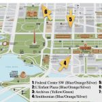 National Mall Guide And Things To Do | Free Toursfoot   Printable Walking Map Of Washington Dc