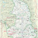 Natural Hot Springs California Map Best Of Kings Canyon National   Hot Springs California Map