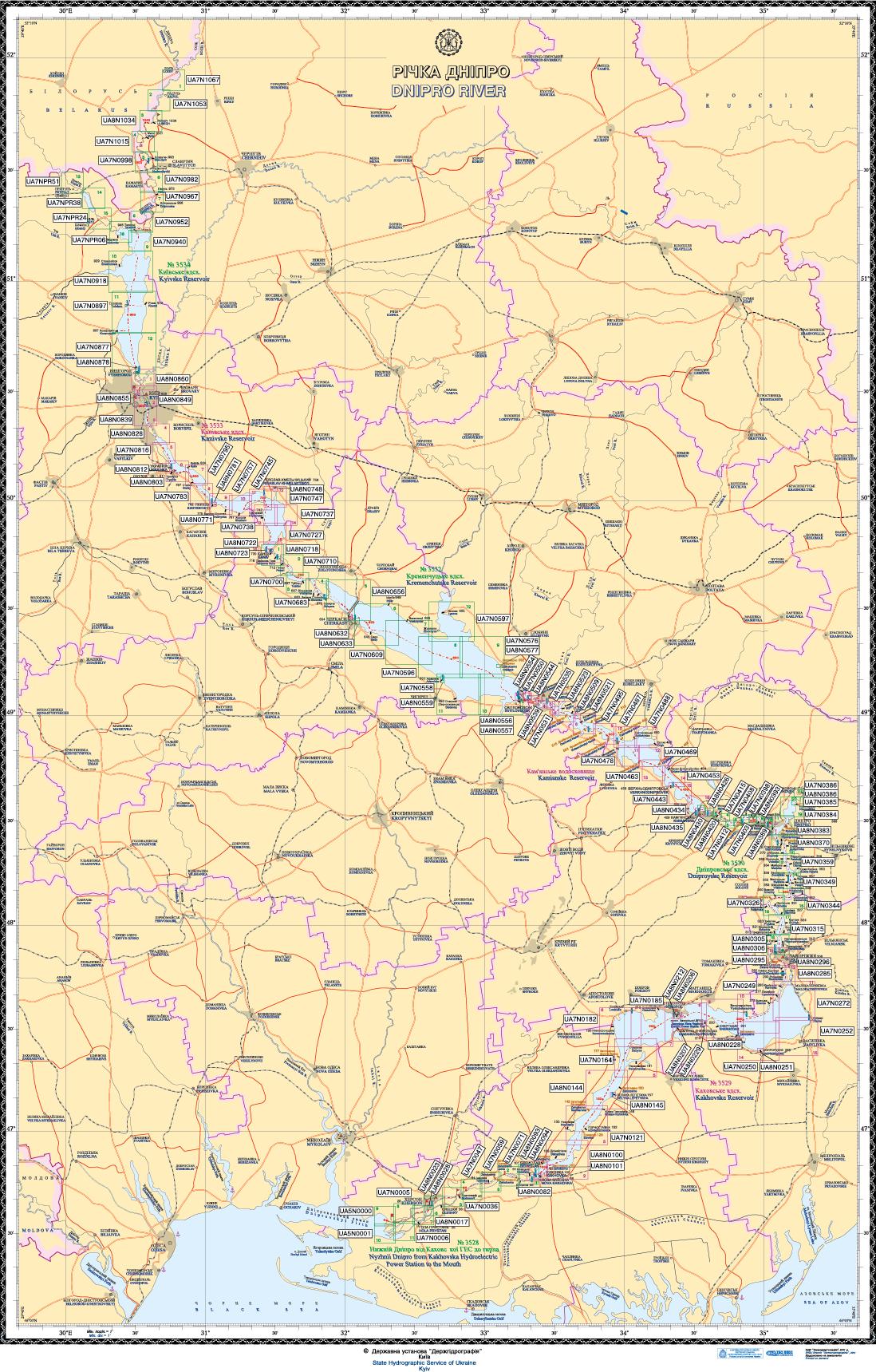 Nautical Free - Free Nautical Charts & Publications: Ukraine, United - Nautical Maps Florida