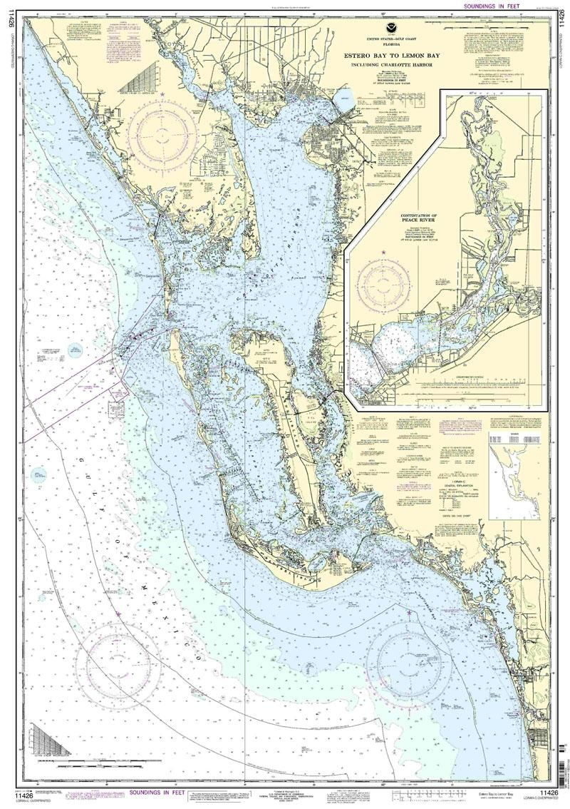 Nautical Map Boca Grande Florida - Google Search | Make Me - Street Map Of Englewood Florida