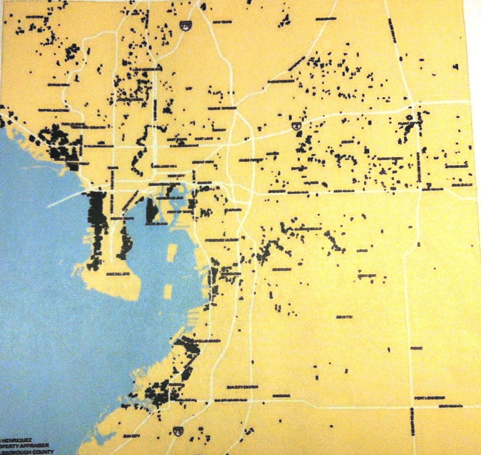 Nearly 20,000 Hillsborough County Homes Subject To Rise In Flood - Flood Zone Map Hillsborough County Florida