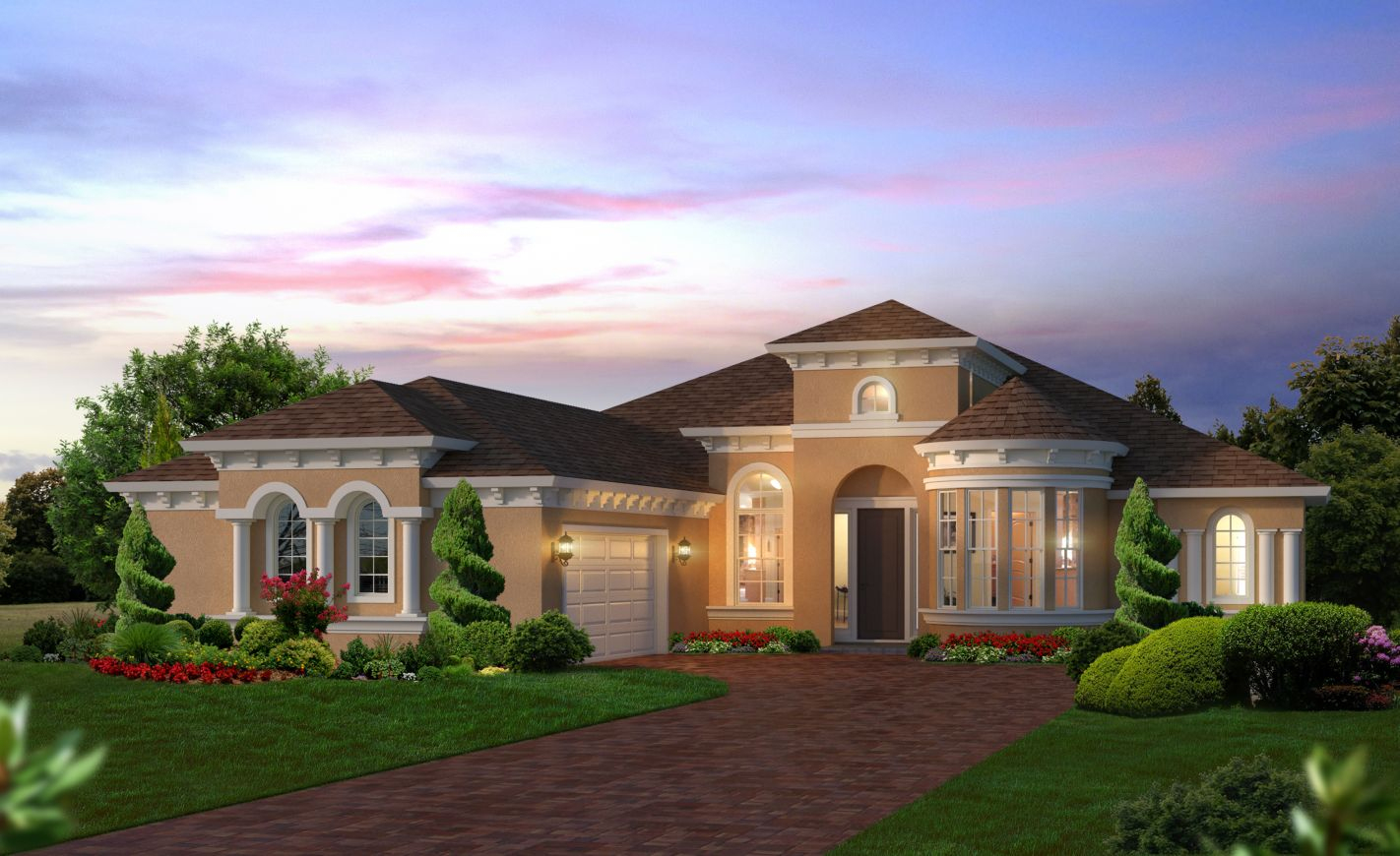 New Homes In Daytona Beach | Ici Homes - Map Of Homes For Sale In Florida