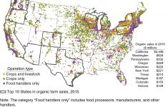 New Map Identifies Organic Farming Hotspots – Cornucopia Institute – California Almond Farms Map