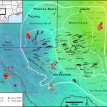 New Map Profiles Induced Earthquake Risk | Stanford News   Texas Map Directions