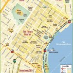 New Orleans Maps | Louisiana, U.s. | Maps Of New Orleans   Printable Walking Map Of New Orleans