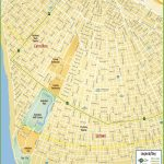 New Orleans Uptown Map   Printable Map Of New Orleans