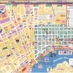 photo relating to Printable Walking Map of New Orleans named Refreshing Orleans French Quarter Vacationer Map - Printable Map Of