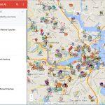 New Pokémon Go Maps Show You Where To Catch 'em All (Or Did) | Pcworld   Florida Pokemon Go Map