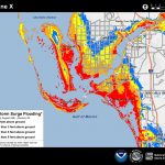 New Storm Surge Maps Show Deadliest Areas During Hurricane | Weatherplus   Lee County Flood Zone Maps Florida