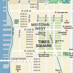 New York City Maps And Neighborhood Guide   Printable Street Map Of Midtown Manhattan