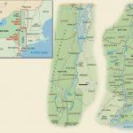 New York's Hudson River & Lake Champlain Region Travel Guide   Hudson Florida Map