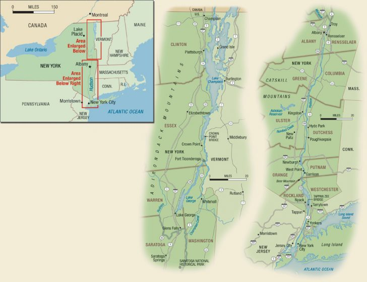 Hudson Florida Map