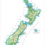 New Zealand Maps   Printable Maps Of New Zealand For Download   New Zealand South Island Map Printable