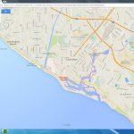 Newport Beach California Map California Road Map Map Of California   Newport California Map