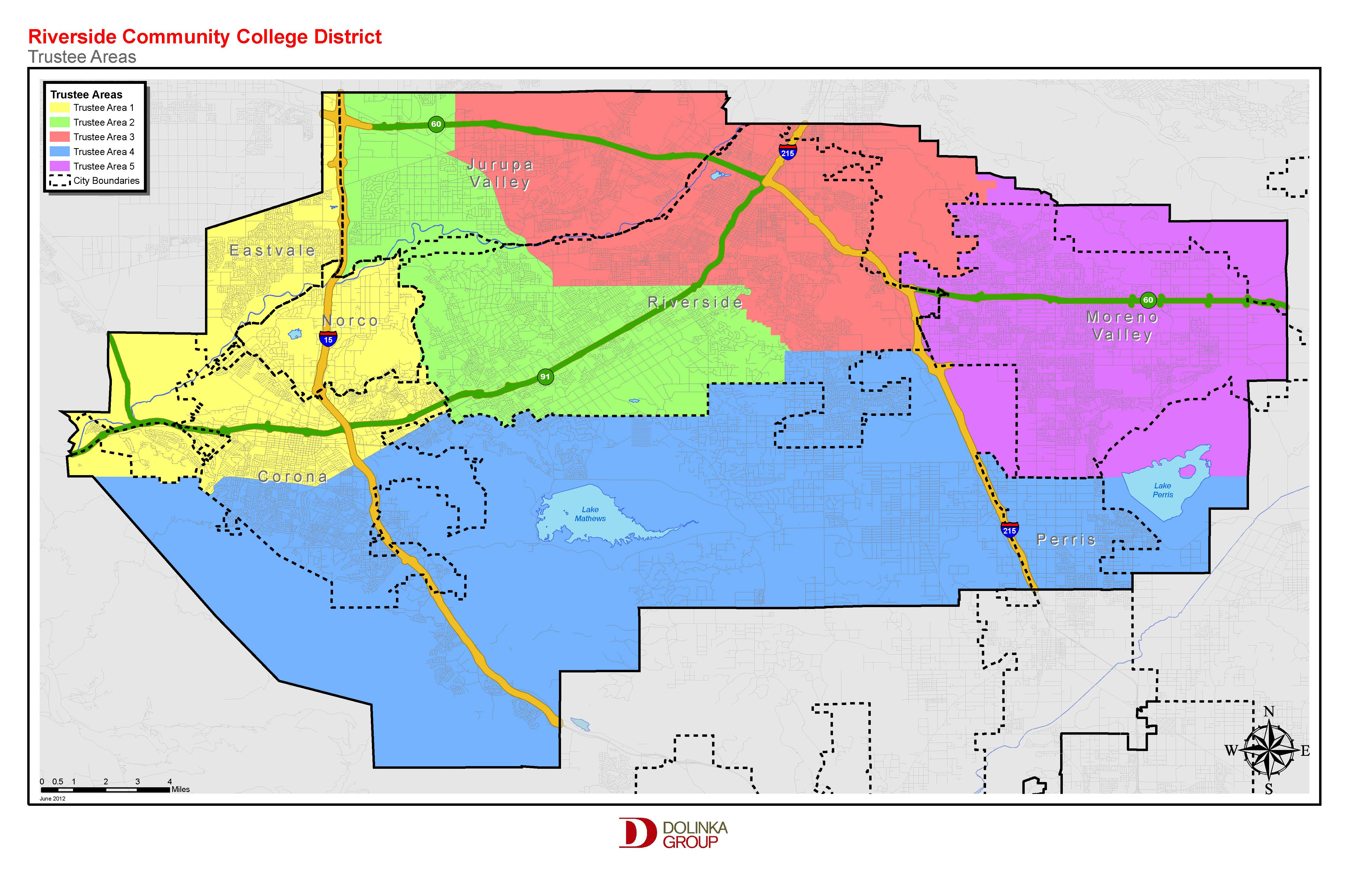 Newtrusteeareasenactedjune Printable Maps Riverside County - Printable Map Of Riverside County
