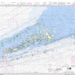 Noaa Chart 11442 Florida Keys Sombrero Key To Sand Key   Florida Keys Nautical Map