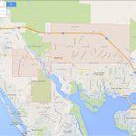 North Port Florida Map   North Port Florida Map