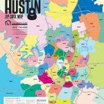 Northern California Area Code Map Printable Austin Zip Code Map   Printable Map Of Austin