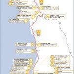 Northern California Highway 1 Road Trip Guide   California Highway 1 Road Trip Map