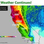 Northern California Weather Map California Road Map Weather Map   Northern California Radar Map
