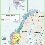 Norway Maps | Maps Of Norway   Printable Map Of Norway