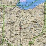 Ohio Maps   Perry Castañeda Map Collection   Ut Library Online   Printable Map Of Toledo Ohio