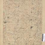 Oklahoma Historical Topographic Maps   Perry Castañeda Map   Printable Map Of Norman Ok