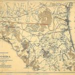 Old King's Road, Florida   Old Maps Of Jacksonville Florida