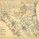 Old King's Road, Florida   Smyrna Beach Florida Map