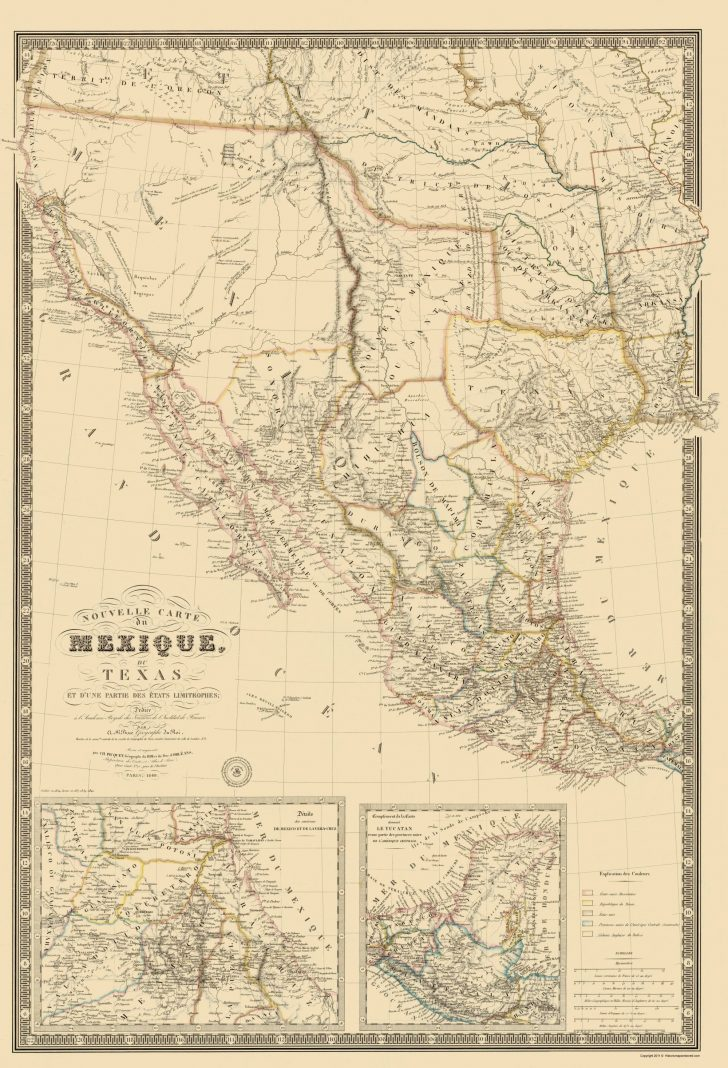 Map Of Texas 1840.Old Texas Maps Prints Printable Maps
