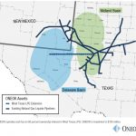 Oneok Buys Remaining West Texas Lpg Interest For $195 Million | Hart   Oneok Pipeline Map Texas