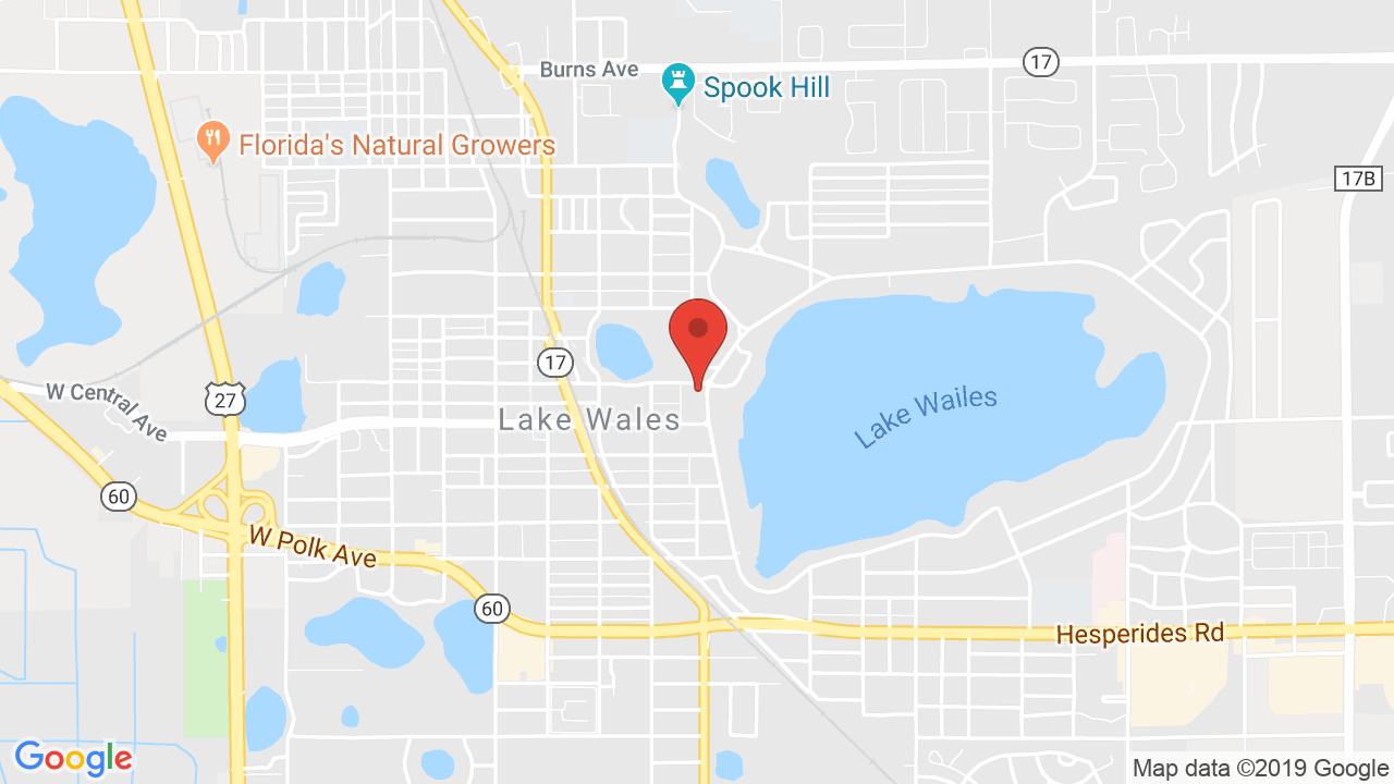 Orange Blossom Revue – Lake Wailes Park - Shows, Tickets, Map - Lake Wales Florida Map