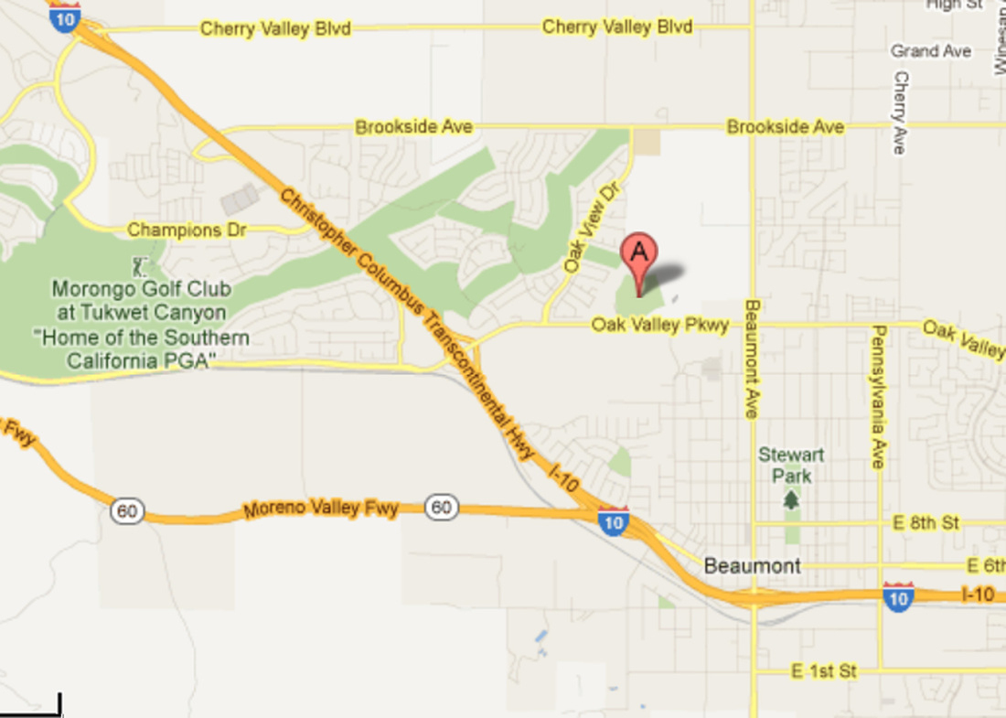 Orig Google Maps California Map Of Beaumont California - Klipy - Google Maps Beaumont Texas
