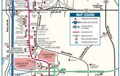 Orlando Maps | Florida, U.s. | Maps Of Orlando – Printable Map Of Orlando