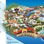 Orlando Universal Studios Florida Map Map Hd Universal Studios Map   Universal Studios Florida Map 2018