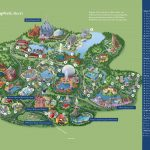 Orlando Walt Disney World Resort Map   Disney World Florida Map
