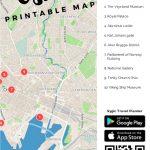 Oslo Printable Tourist Map | Free Tourist Maps ✈ | Pinterest   Printable Map Of Oslo Norway