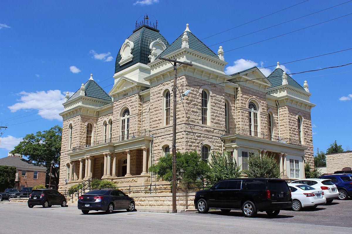 Ozona, Texas - Wikipedia - Ozona Texas Map
