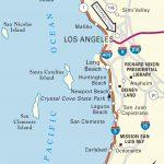 Pacificcoast California Map Of California Springs Highway 1   California Highway 1 Road Trip Map