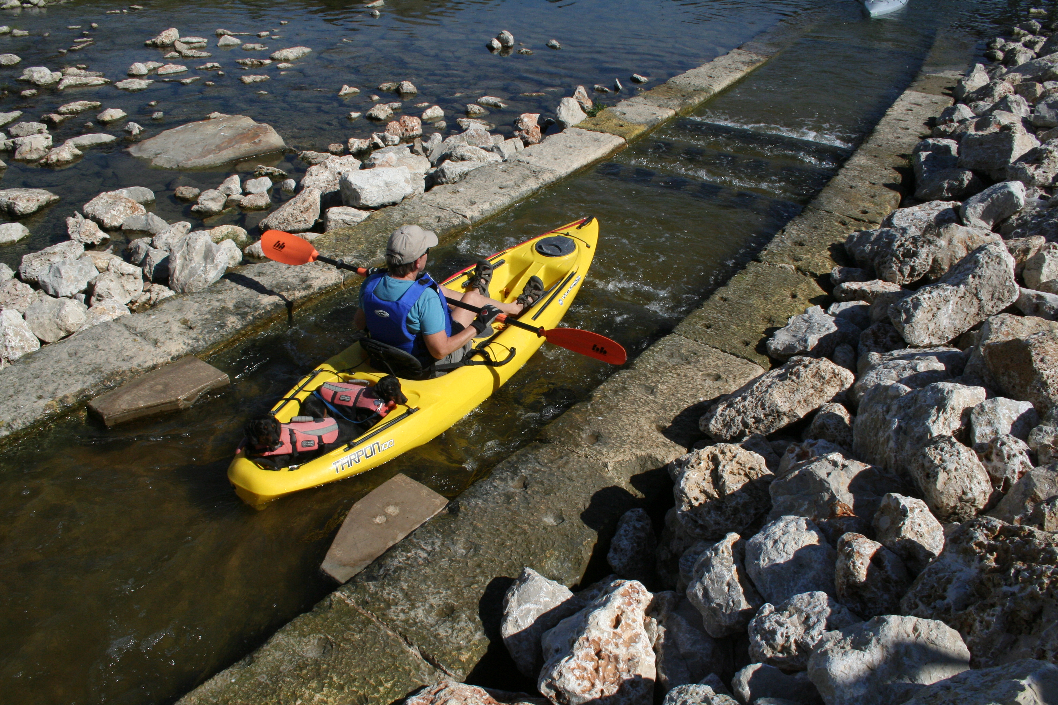 Paddling Trails - Texas Kayak Fishing Maps