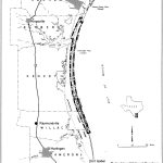 Padre Island Ns: Administrative History (Chapter 1)   Padre Island Texas Map