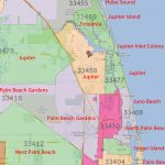 Palm Beach Gardens, Jupiter Florida Real Estatezip Code   Zip Code Map Of Palm Beach County Florida