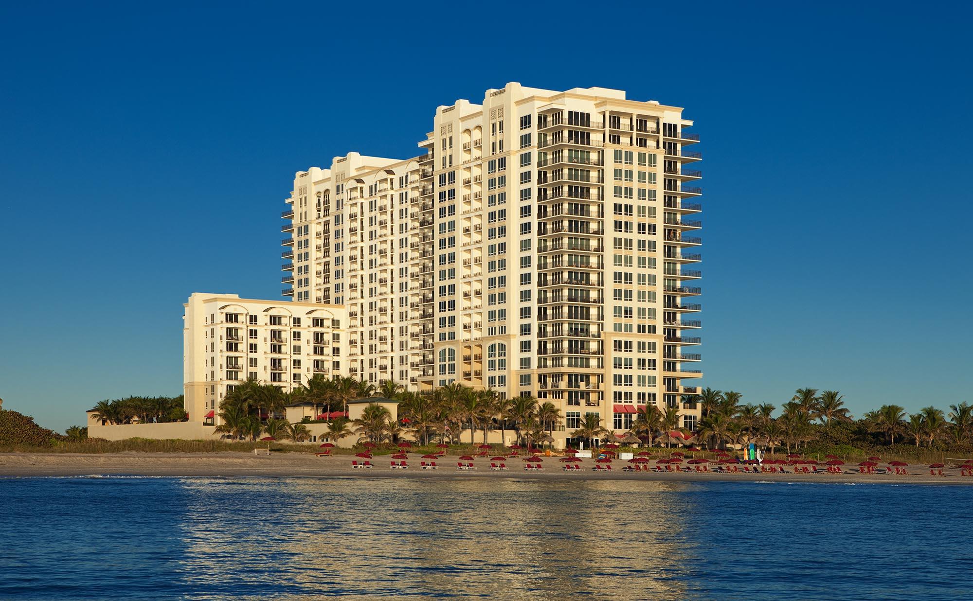 Palm Beach Marriott Singer Island Beach Resort & Spa - Urgo Hotels - Singer Island Florida Map