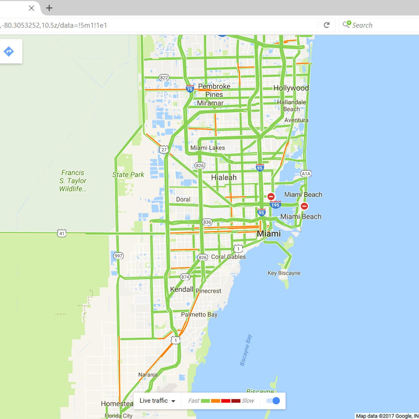 Panhandle Of Florida Map - Google Maps Florida Panhandle