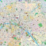 Paris Map   Detailed City And Metro Maps Of Paris For Download   Printable Map Of Paris