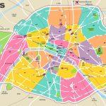 Paris Maps | France | Maps Of Paris   Printable Map Of Paris Arrondissements