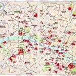 Paris Maps   Top Tourist Attractions   Free, Printable   Mapaplan   Paris City Map Printable